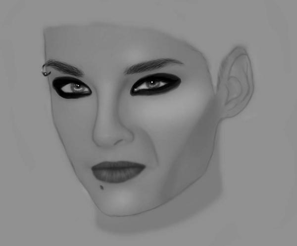 Bill Kaulitz by XxMangelBxX